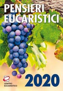 Copertina di 'Pensieri eucaristici 2020'