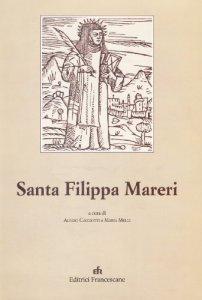 Copertina di 'Santa Filippa Mareri'