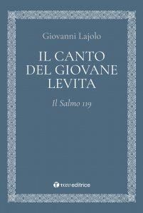Copertina di 'Il canto del giovane levita'
