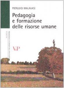 Copertina di 'Pedagogia e formazione delle risorse umane'
