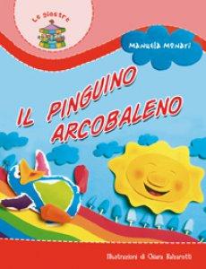 Copertina di 'Il pinguino arcobaleno'