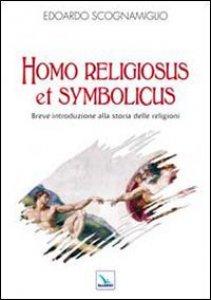 Copertina di 'Homo religiosus et symbolicus'