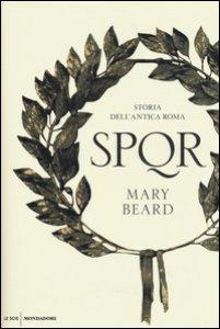Copertina di 'SPQR. Storia dell'antica Roma'