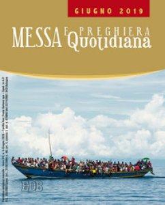 Copertina di 'Messa e preghiera quotidiana. Giugno 2019'