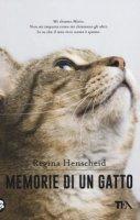 Memorie di un gatto - Henscheid Regina