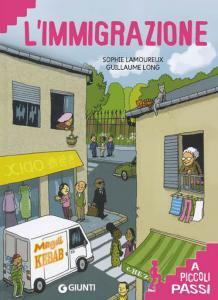 Copertina di 'L' immigrazione a piccoli passi'