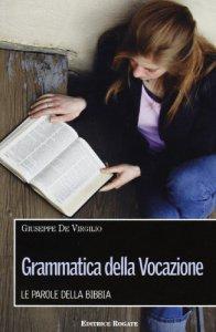 Copertina di 'Grammatica della vocazione'
