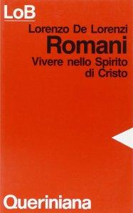 Copertina di 'Romani. Vivere nello spirito di Cristo'