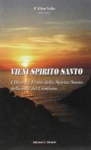 Copertina di 'Vieni Spirito Santo'