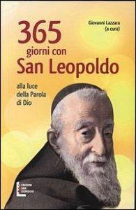 Copertina di '365 giorni con san Leopoldo'