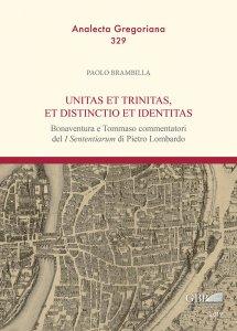 Copertina di 'Unitas et trinitas, et distinctio et identitas'