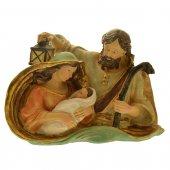 Natività mezzo busto in resina