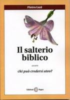 Il salterio biblico - Pietro Luzi