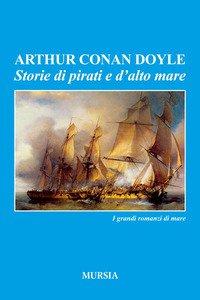 Copertina di 'Storie di pirati e d'alto mare'