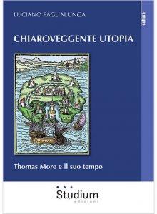 Copertina di 'Chiaroveggente utopia'