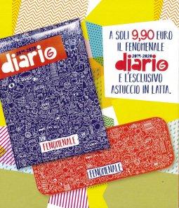 Copertina di 'Diario 2019-2020 con astuccio'