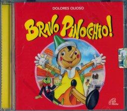 Copertina di 'Bravo Pinocchio! CD'