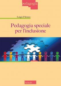 Copertina di 'Pedagogia speciale per l'inclusione'