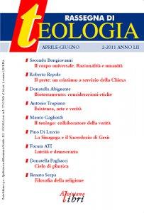 Copertina di 'Rassegna di Teologia n. 2/2011'