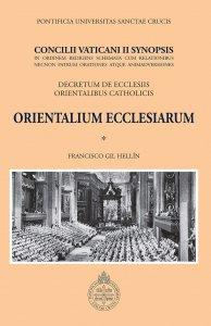 Copertina di 'Concilii Vaticani II Synopsis. Orientalium Ecclesiarum. Decretum de Ecclesiis Orientalibus Catholicis.'