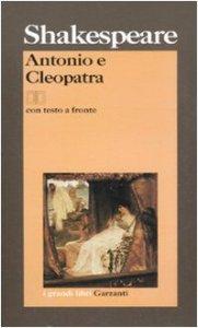 Copertina di 'Antonio e Cleopatra. Testo inglese a fronte'