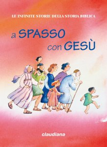 Copertina di 'A spasso con Gesù'