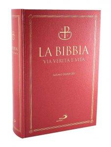 Copertina di 'La Bibbia. Via Verità e Vita (caratteri grandi)'