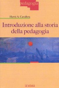 Copertina di 'Introduzione alla storia della pedagogia'
