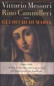 Copertina di 'Gli occhi di Maria'