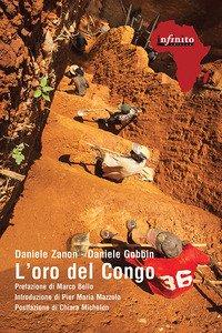 Copertina di 'L' oro del Congo'