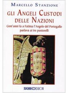Copertina di 'Gli angeli custodi delle nazioni'