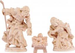 Copertina di 'Sacra famiglia D.K. - Demetz - Deur - Statua in legno dipinta a mano. Altezza pari a 60 cm.'