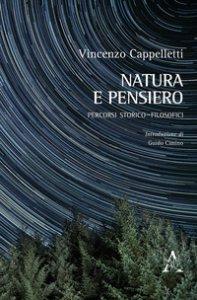 Copertina di 'Natura e pensiero. Percorsi storico-filosofici'