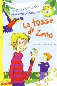 Copertina di 'Tosse di Zeno. (La)'