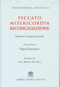 Copertina di 'Peccato, Misericordia, Riconciliazione'