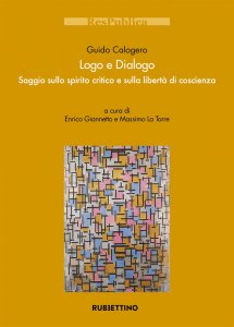 Copertina di 'Logo e Dialogo'