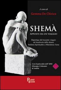 Copertina di 'Shemà. Appunti da un viaggio'