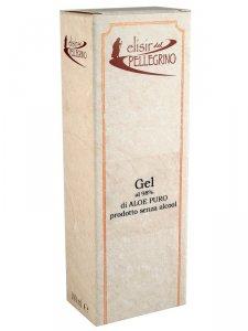 Copertina di 'Gel puro all'aloe 98% 100 ml'