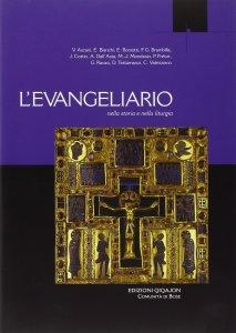 Copertina di 'Evangeliario nella storia e nella liturgia'