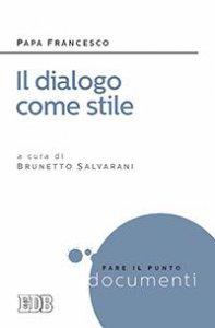 Copertina di 'Dialogo come stile'