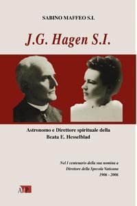 Copertina di 'J. G. Hagen s. i. Astronomo e direttore spirituale della beata E. Hesselblad'