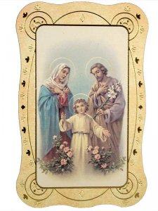 Copertina di 'Immagine Sacra Famiglia (10 pezzi)'