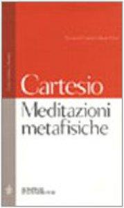 Copertina di 'Meditazioni metafisiche'