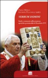 Copertina di 'Verbum Domini'