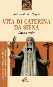 Copertina di 'Vita di Caterina da Siena'
