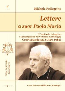Copertina di 'Lettere a Suor Paola Maria'