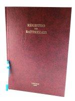 Immagine di 'Registro dei battezzati (238  pg.)'