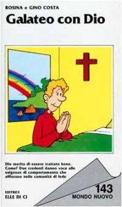 Copertina di 'Galateo con Dio'