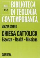 Chiesa cattolica - Kasper Walter