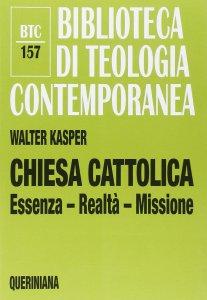 Copertina di 'Chiesa cattolica'